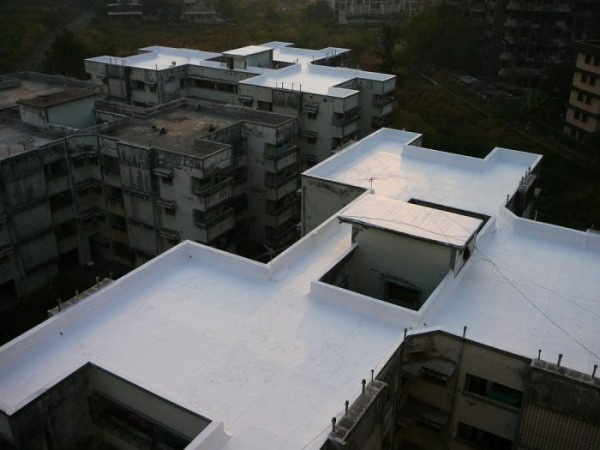 fabric rooftop