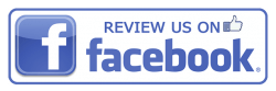 Review us on Facebook on reviews page.